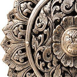 Sterling Silver Decorative Lanna Thai Engraving - Alesco offers access to over $2bn of capacity in the Lloyd's and London Market for Fine Art, Jewellers Block & General Specie Insurance
